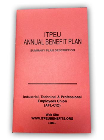 itpeu benefits annual benefit plan the annual benefit plan